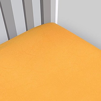 Magnolia Organics Fitted Interlock Crib Sheets