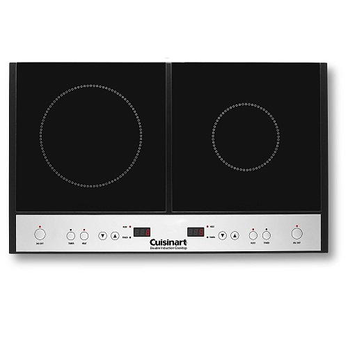 Cuisinart Double Induction Cooktop