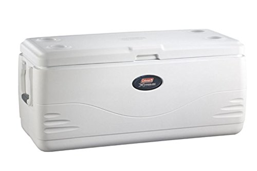Coleman 150-Quart White Marine Cooler