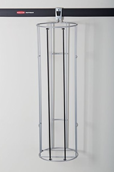 Rubbermaid Vertical Ball Rack
