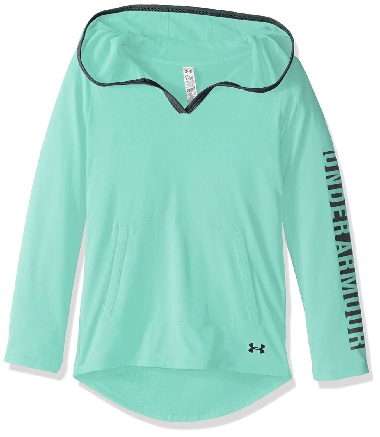 Under Armour Girls' Tech Hoodie – Available in 5 Sizes & 5 Colors