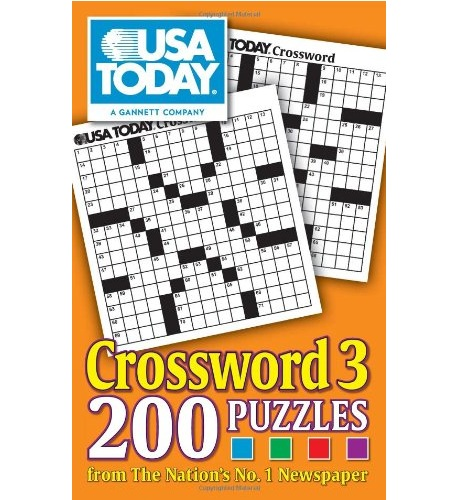 USA Today Crossword Puzzle Books
