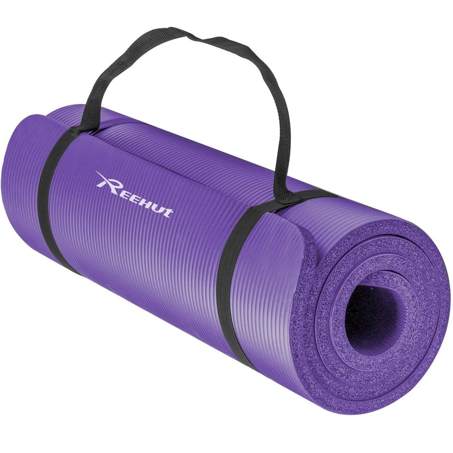 Reehut NBR Exercise Yoga Mat