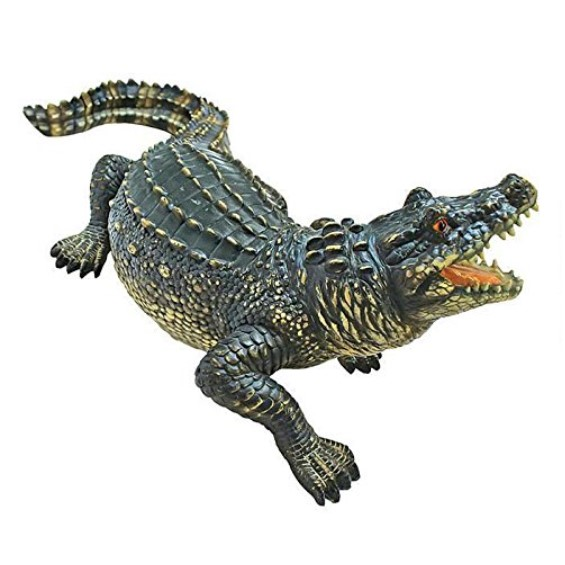 Design Toscano The Agitated Alligator Statue