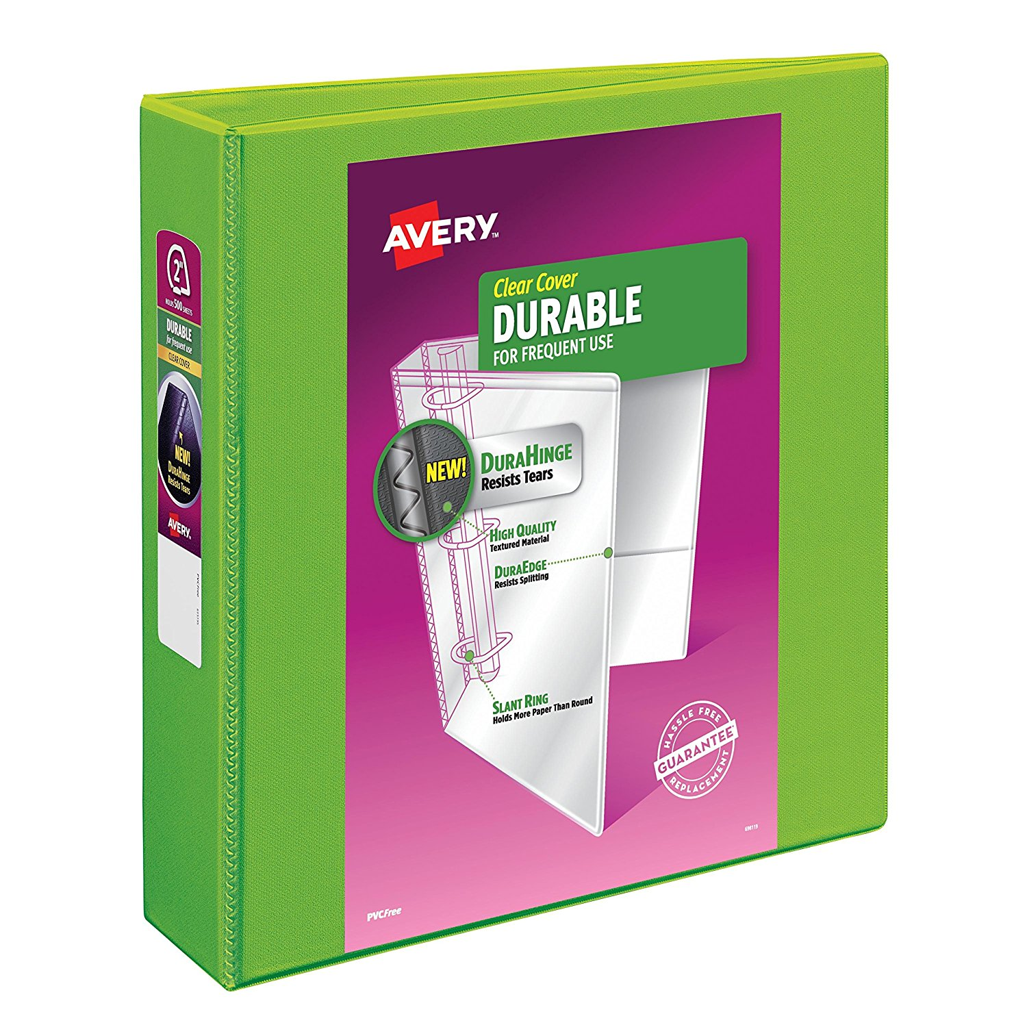 Avery Durable View Binder