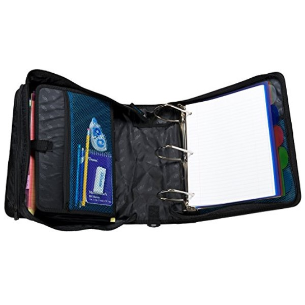 Case-it King Sized Zip Tab Binder