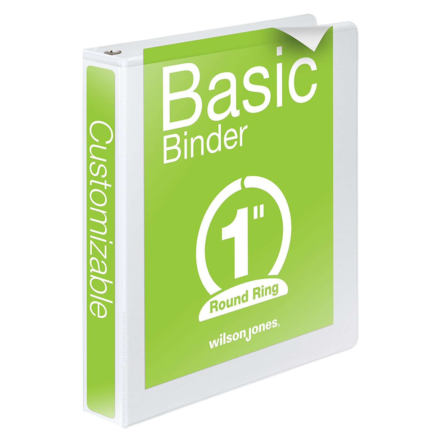 Wilson Jones 362 Basic Round Ring Binder