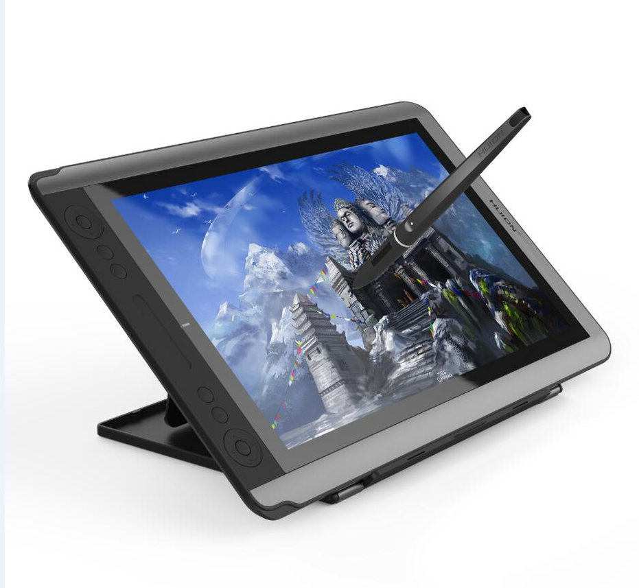Huion INSPIROY G10T Pen and Touch Drawing Tablet