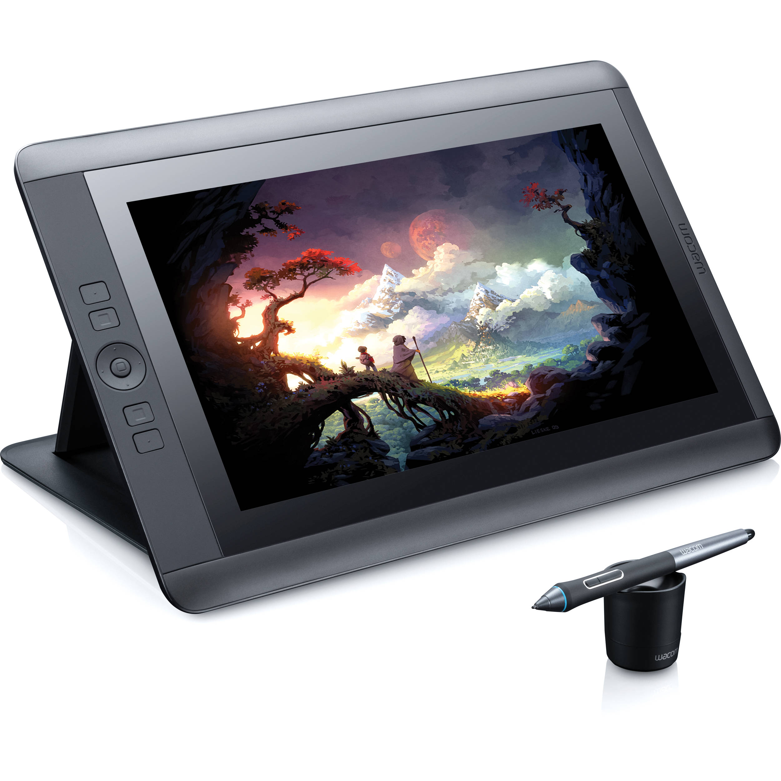 Wacom Cintiq 13HD Interactive Pen Display with Tilt Sensitive Wacom Pro Pen