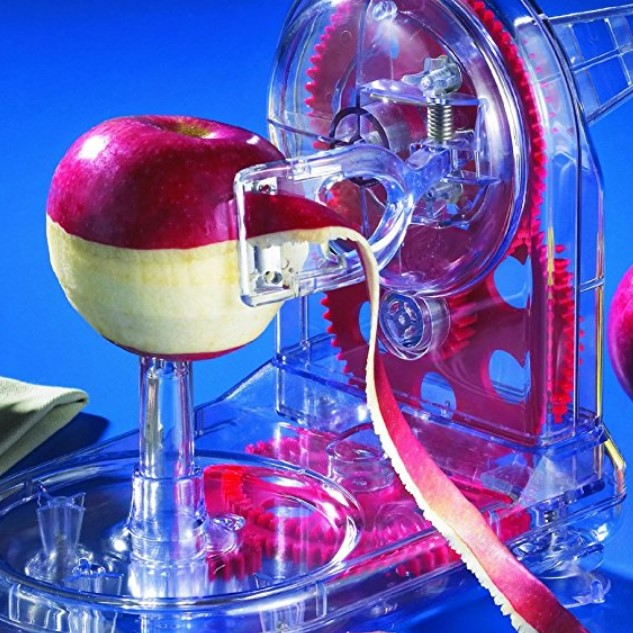 Starfrit Apple Pro Peeler with Core Slicer