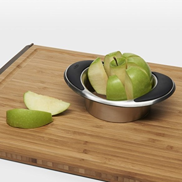 OXO Steel Apple Divider & Slicer