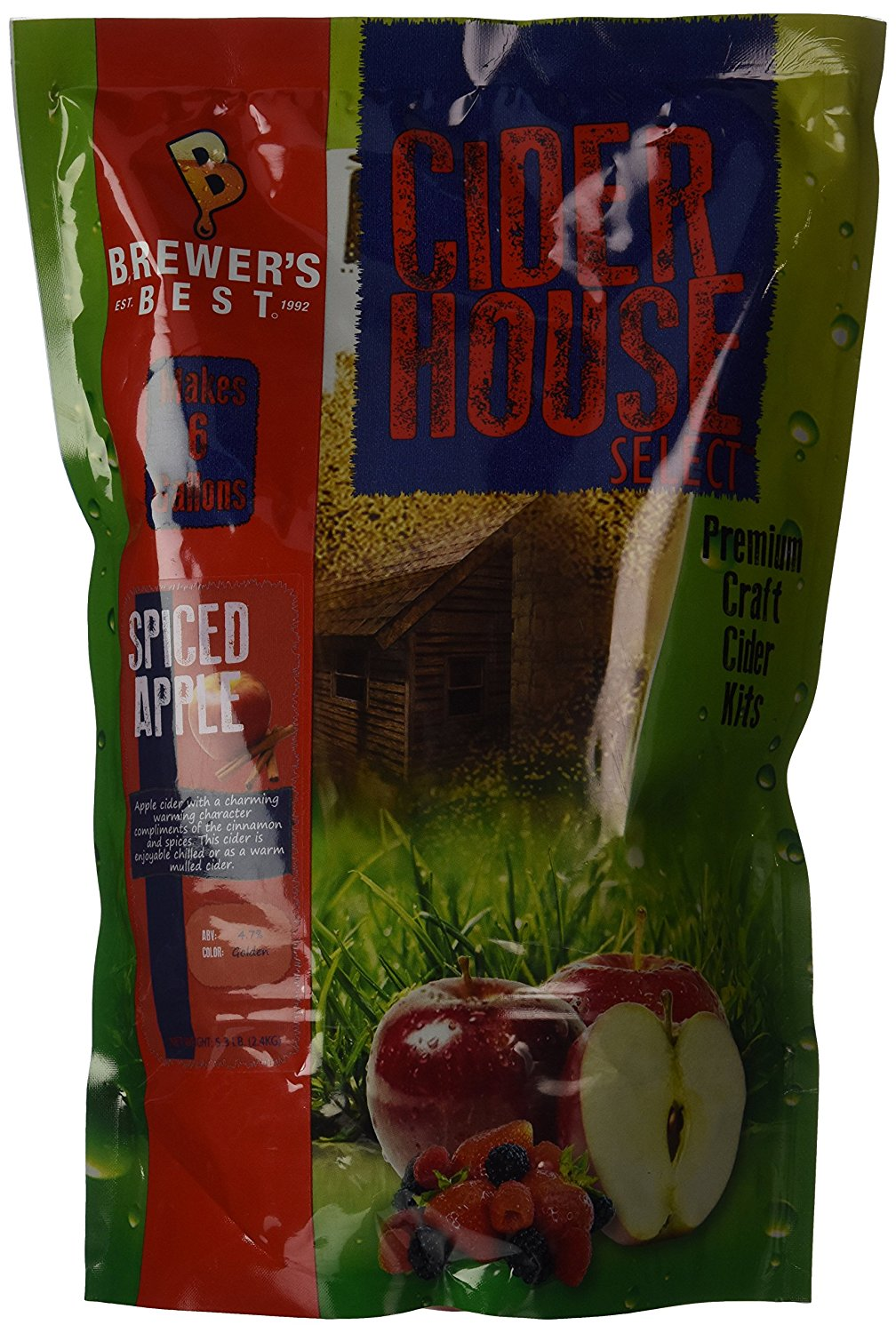 Home Brew Ohio Cider House Select Cider Kit