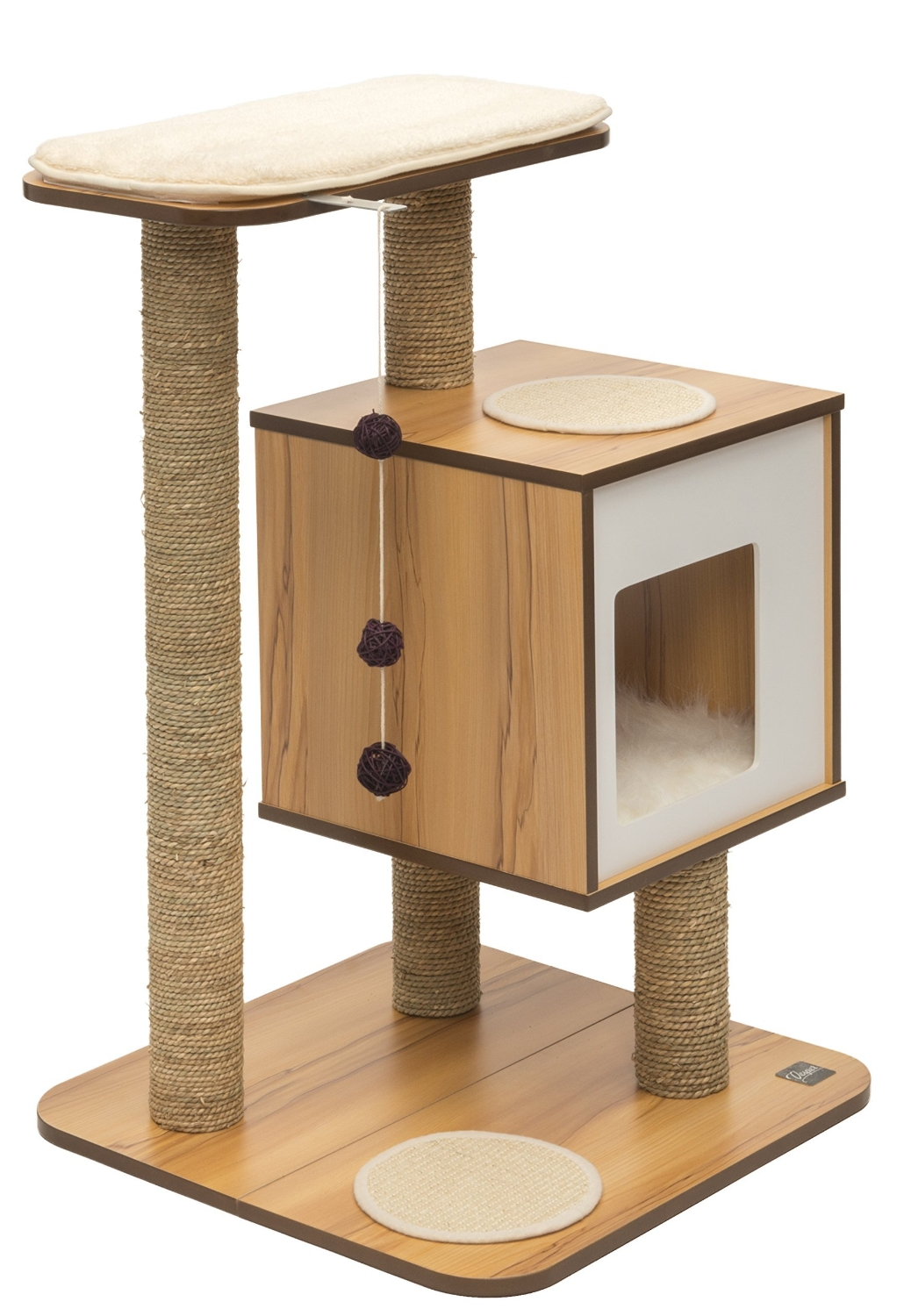 Vesper Cat Climbing Play House – Multiple Colors and Designs