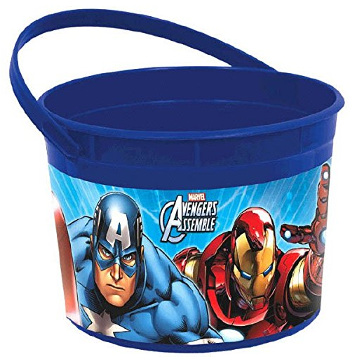 Amscan Avengers Trick or Treat Pail