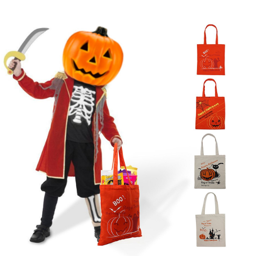 Bonison Trick or Treat Tote Bag