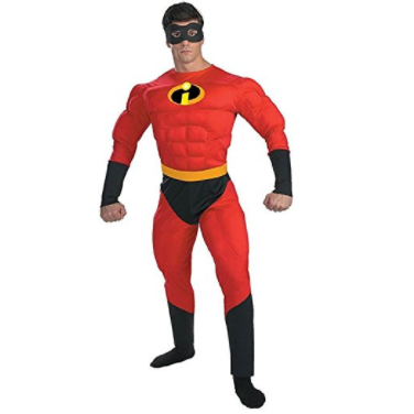 Disguise Muscle Filled Mr. Incredible Costume