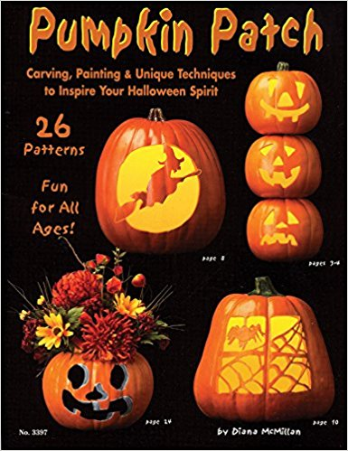 Suzanne McNeill Pumpkin Patch Book