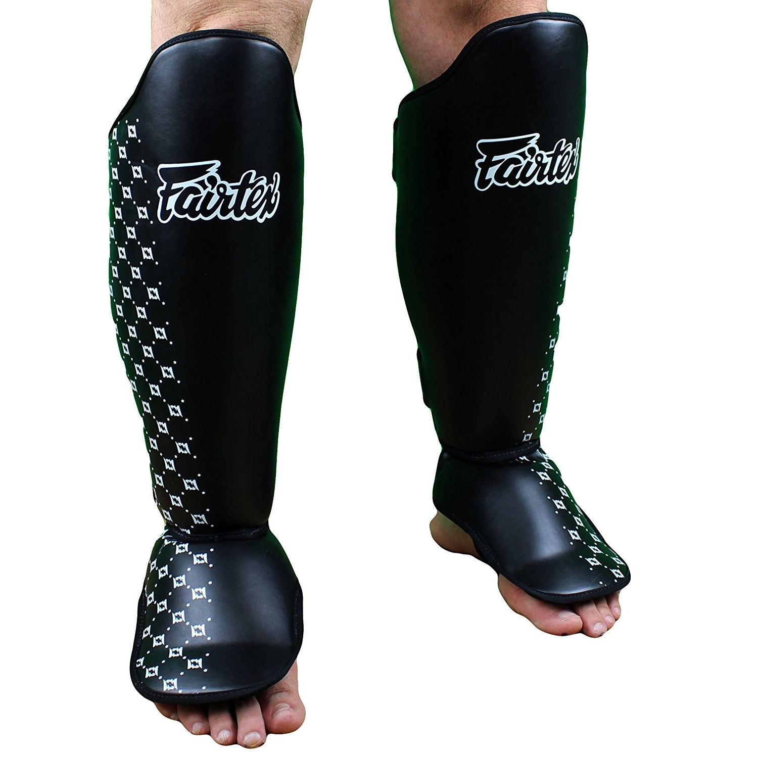 Fairtex Competition Muay Thai Shin Guards