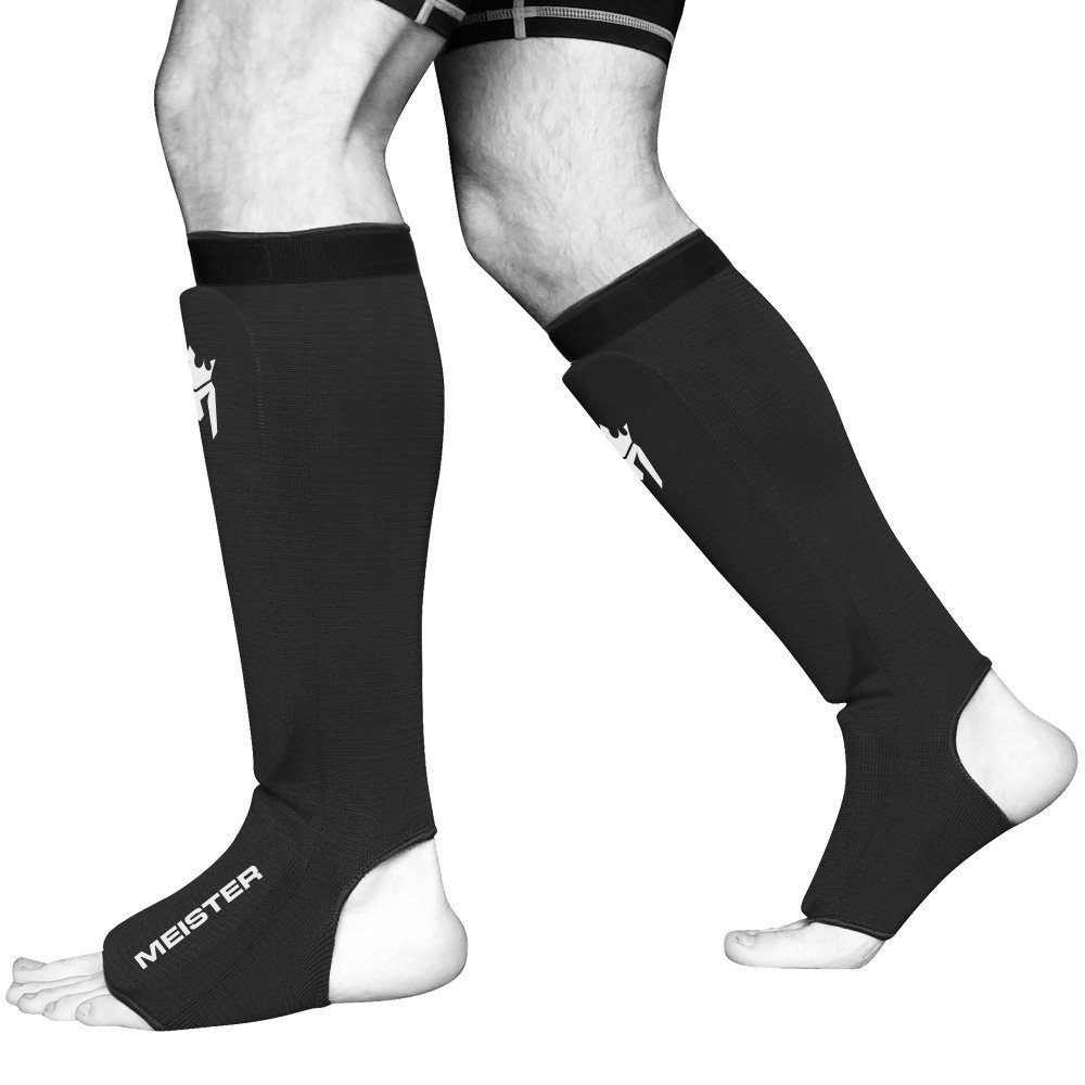 Meister Elastic Cloth Shin Guards