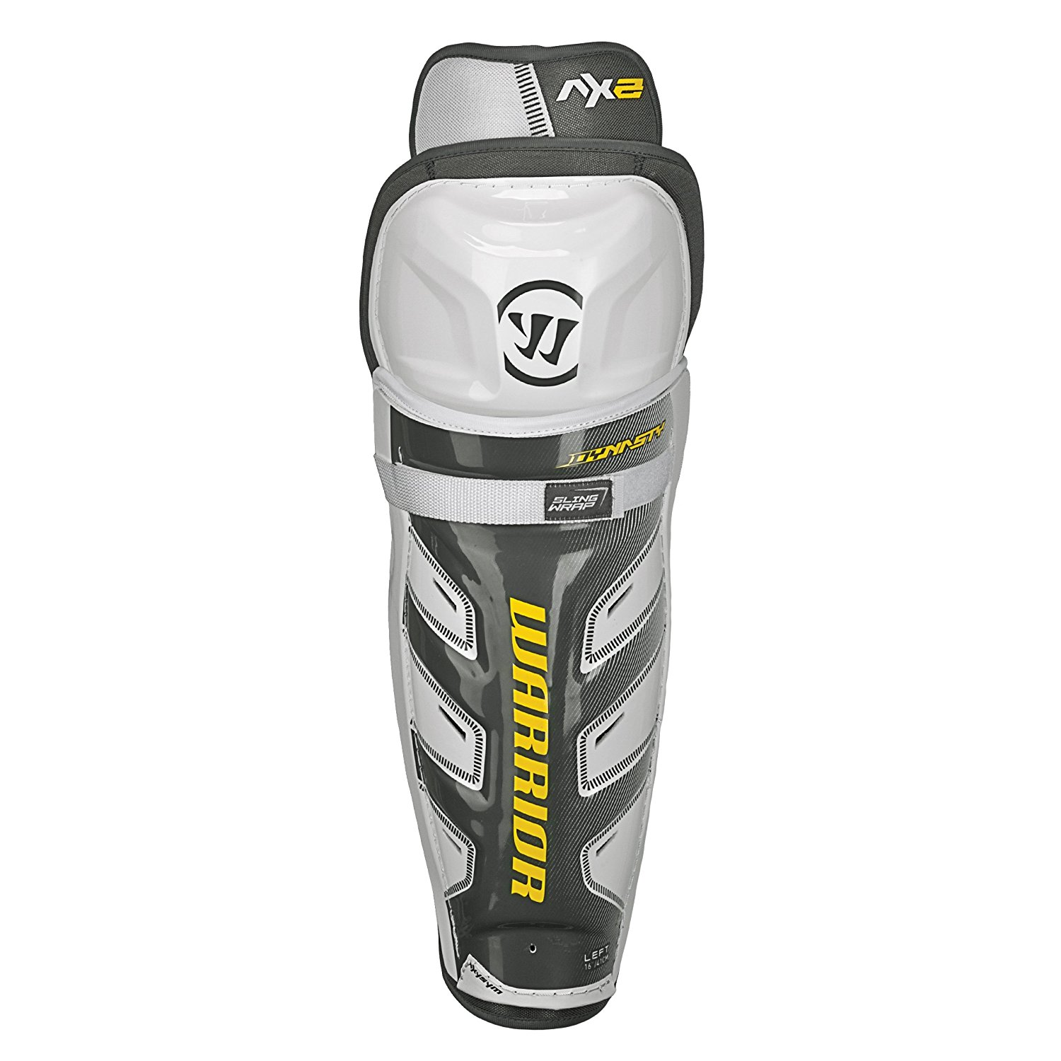 Warrior Dynasty AX2 Hockey Shin Guards