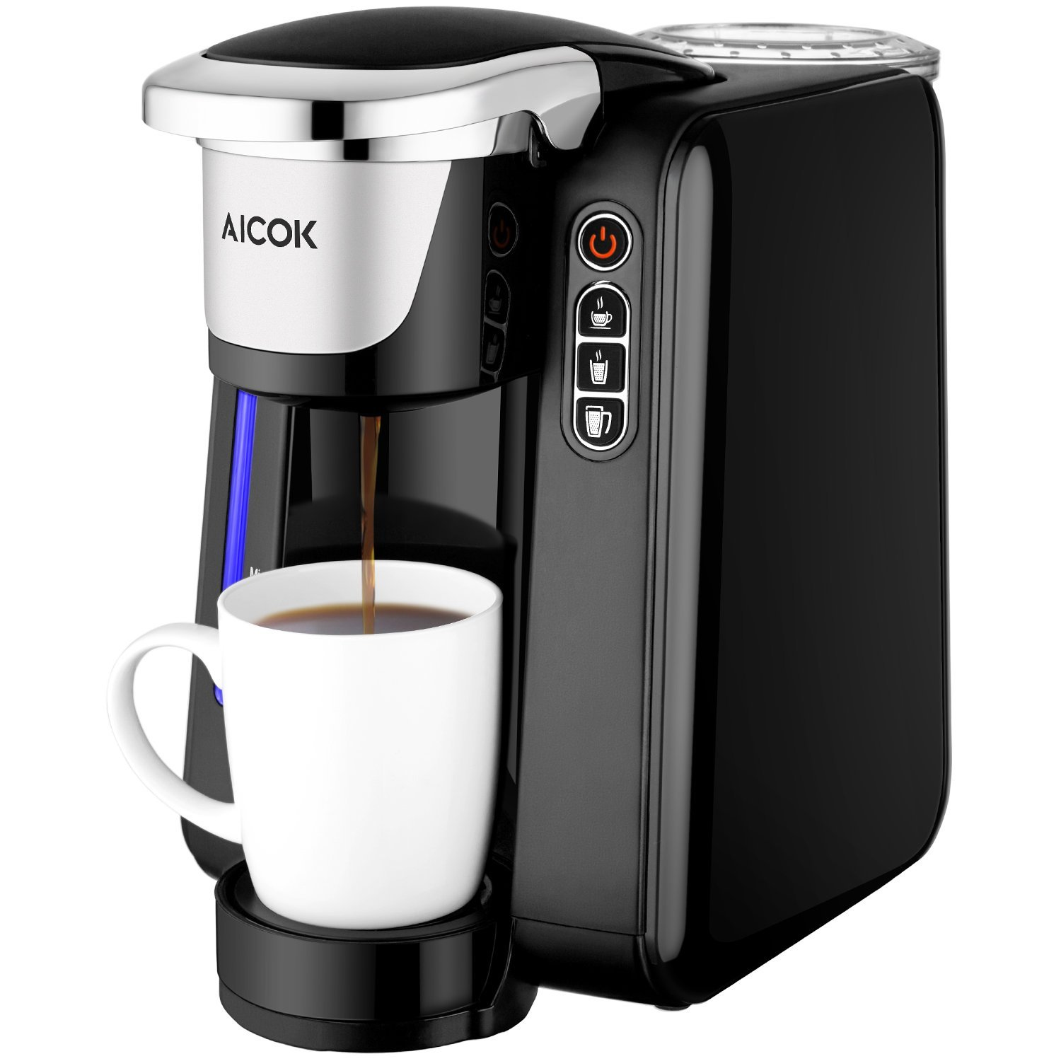 Aicok Single Serve Pod Coffee Maker