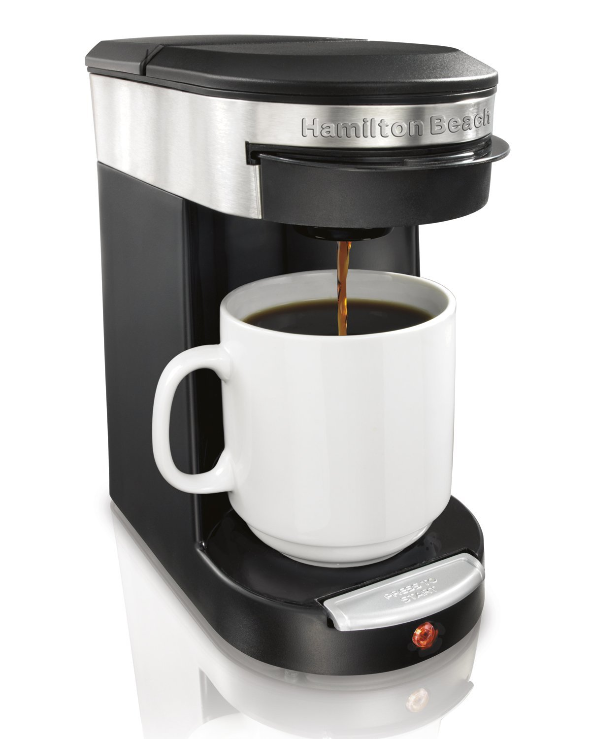 Hamilton Beach Personal Cup Pod Coffee Machine