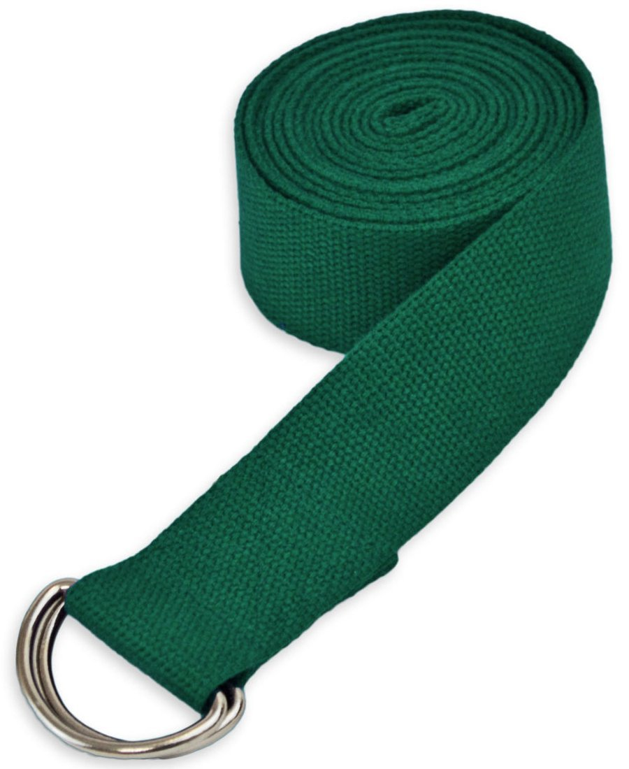 Yoga Accessories D-Ring Buckle Yoga Strap