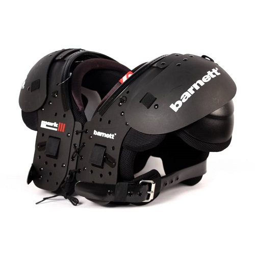 Barnett Mark III Football Shoulder Pad Pro