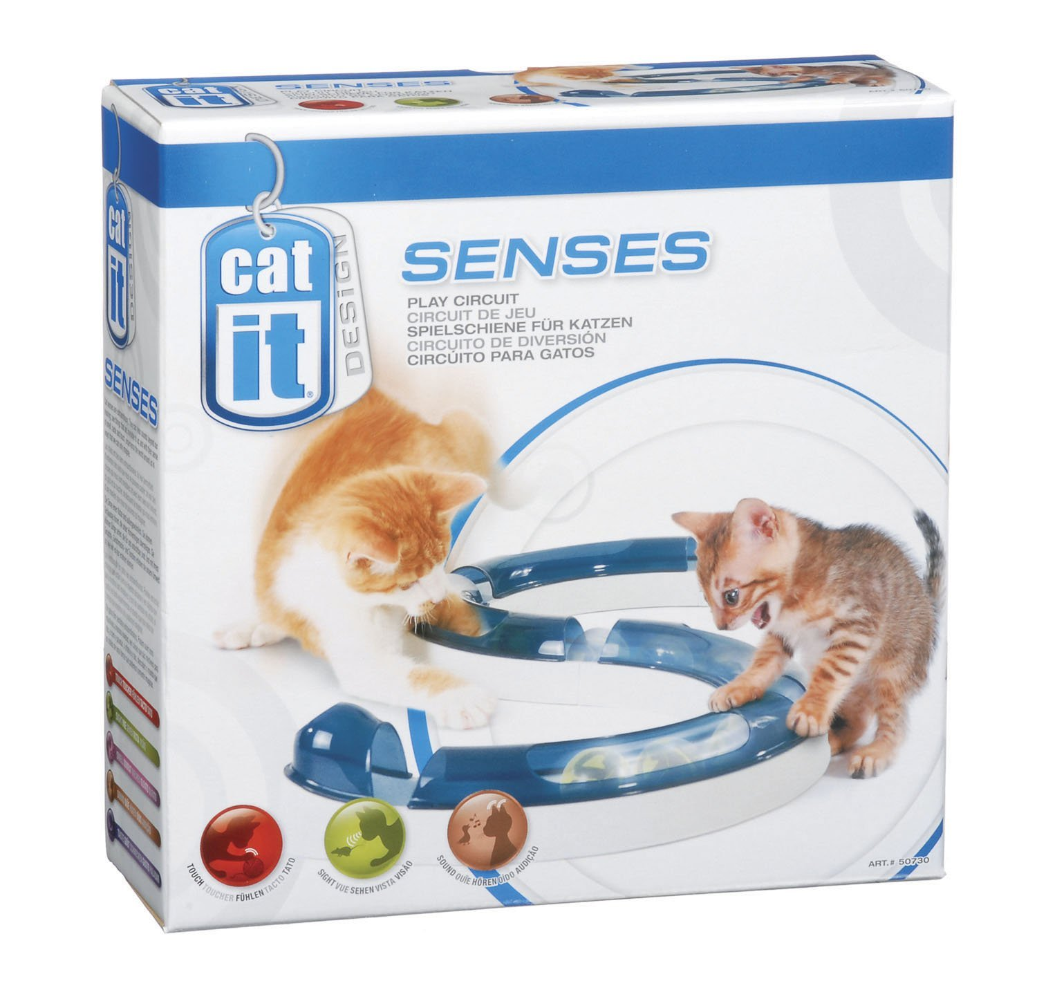 Catit Design Senses 2.0 Play Circuit - Available in 3 Sizes