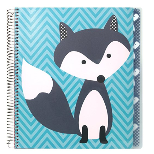 Studio C Hair of the Dog Collection Notebook