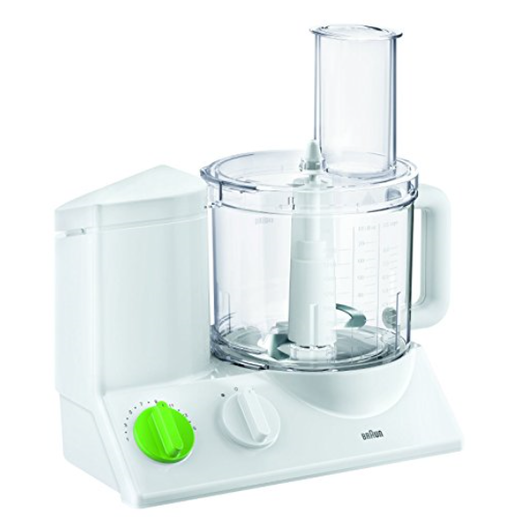 Braun TributeCollection 12 Cup Food Processor with Powerful Motor – Available with 7, 8 or 9 Blades
