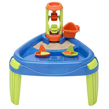 American Plastic Toys Water Wheel Play Table