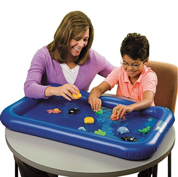 S&S Worldwide Inflatable Sensory Tray