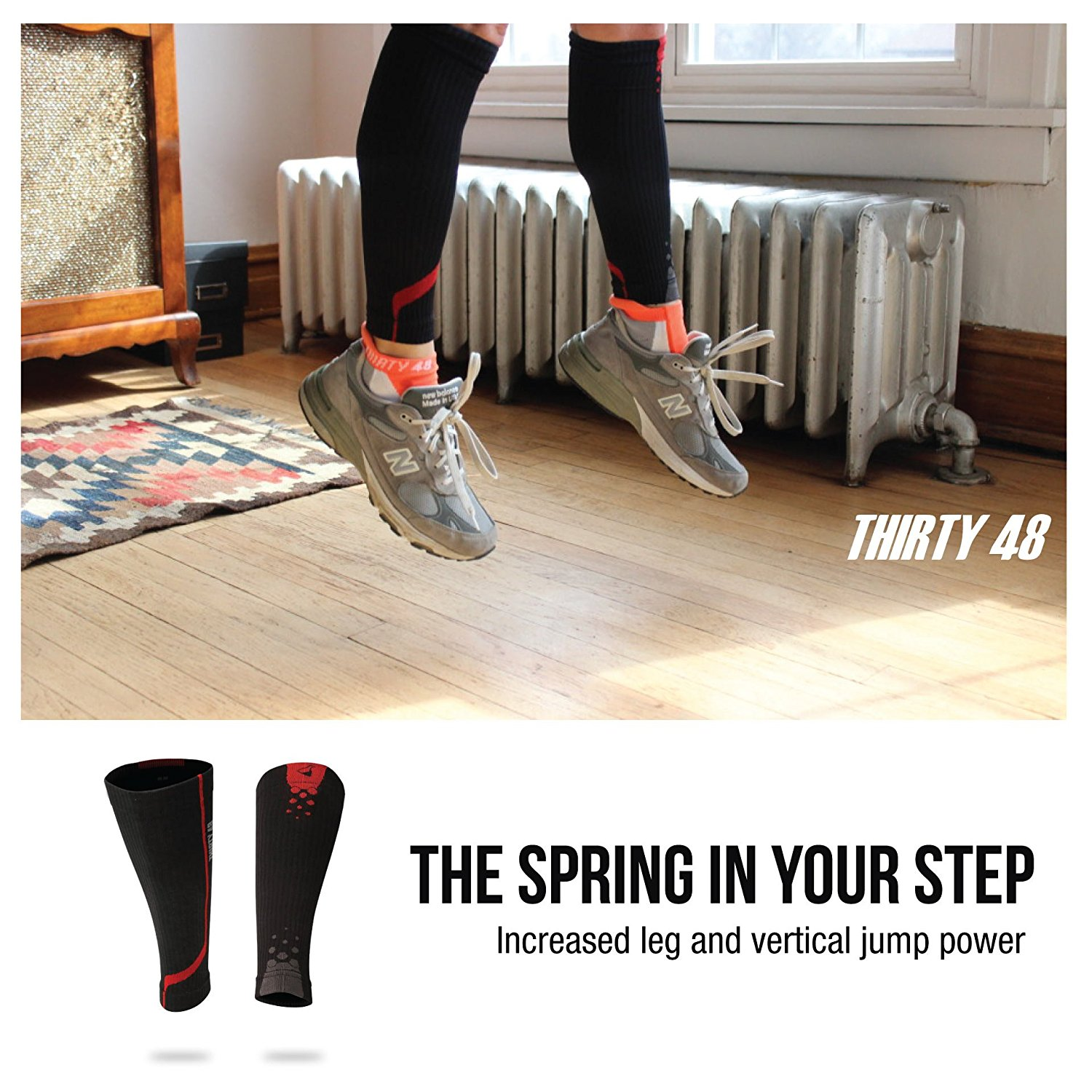 Thirty 48 Graduated Compression Sleeves