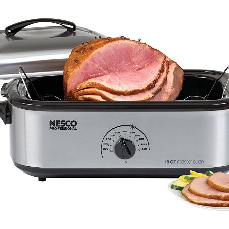 Nesco Professional Electric Roaster Oven