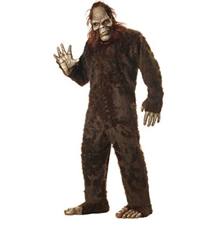 California Costumes Men's Big Foot Costume