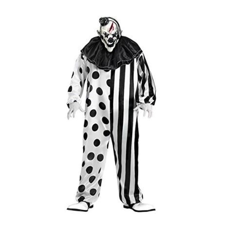 Fun World Killer Clown Halloween Costume