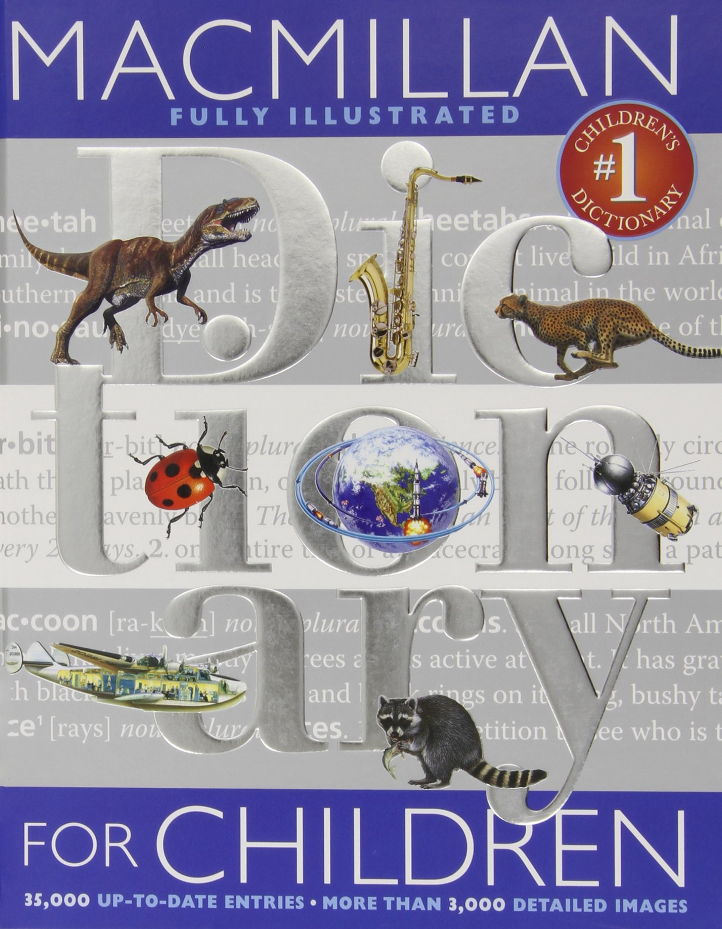 Simon & Schuster's Macmillan Dictionary for Children, Hardcover (July 10, 2007)