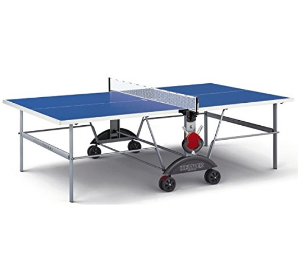 Kettler Top Star XL Indoor & Outdoor Table Tennis Table – Available in 2 Assembly Options