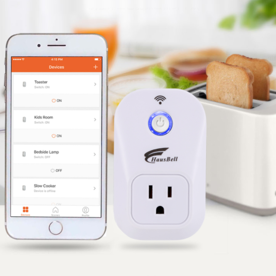 Hausbell Smart No Hub WiFi Plug