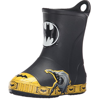 Crocs Bump It Batman™ Rain Boot for Ages 1-8 Years - Available in Different Sizes