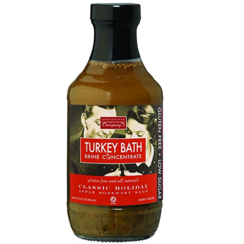 Sweetwater Spice Co. Holiday Turkey Brine