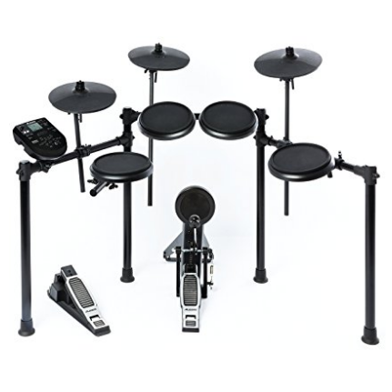 Alesis Nitro Kit Eight-Piece Electric Drum Set