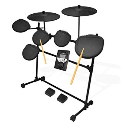 Pyle Digital Electronic Drum Set Machine