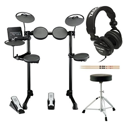 Yamaha DTX-400 Electric Drum Set Series