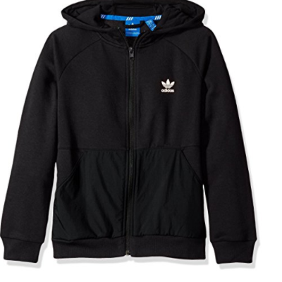 Adidas Original Boys' Active Zip Hoodie