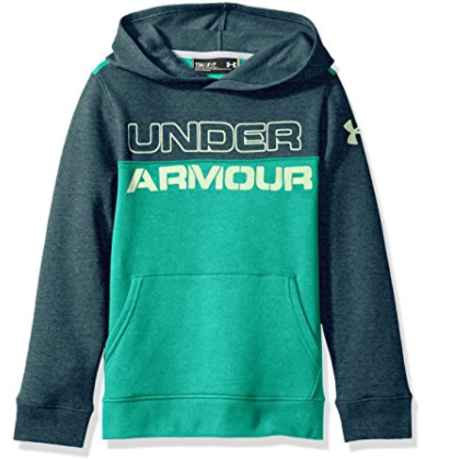 Under Armour Ultra-Soft Extra Large Titan Fleece Boys' Hoodie – Available in Multiple Colors & Sizes