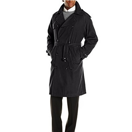 London Fog Raleigh Trench Coat