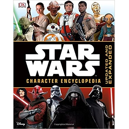 Disney Star Wars Character Encyclopedia