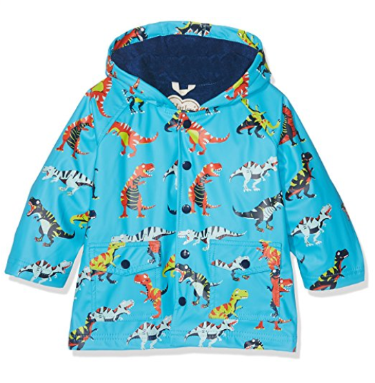 Hatley Boys' Heavy Duty Printed Raincoat - Available in 7 Sizes and 13 Colors